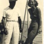 22 Ondina con marinaio su yacht
